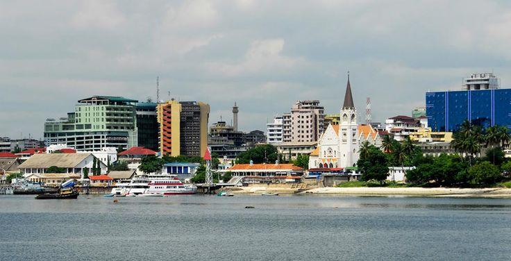 The Thriving Dar Es Salam