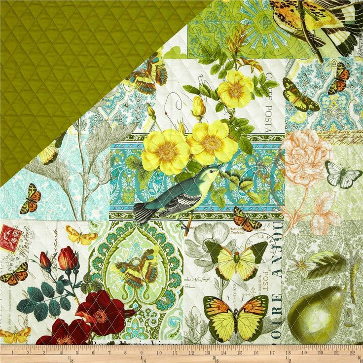 Double Sided Quilted Fabric Fabric Pinterest Michael