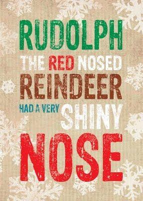 Classic Christmas Tunes - Card Designs