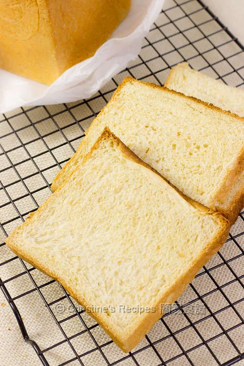 Tangzhong Wholemeal Loaf from Christine's Recipes