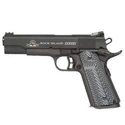 "Rock Island Armory 1911 Tactical II Mid-Size Semi Auto Pistol 10mm Auto 4"" Barrel 8 Rounds VZ Operator II G-10 Grips Parkerized Finish 51993"