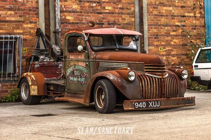 RATical Rods, Rides and Rigs