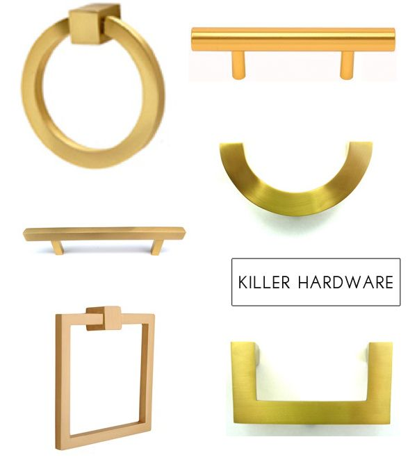 how to clean brass hardware naturally