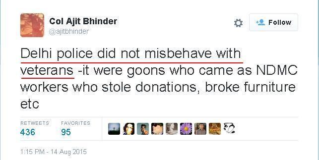 .@ArvindKejriwal सर जी दिल्ली पुलीस नहीं वे #AAPKeGunde हैं जो कभी गणतंत्र तो कभी स्वतंत्रता दिवस पर नौटंकी करते हैं