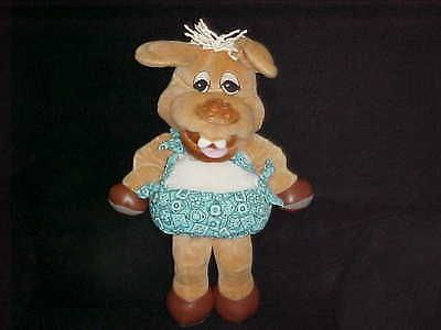 19 Baby Charlie Horse Hand Puppet Plush Toy From Lamb Chop 1991 Shari Lewis