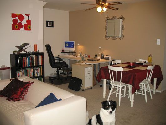 17 best images about living room office combo on - Living room office combination ...
