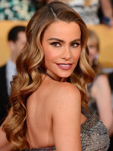 Sophia Vergara hair