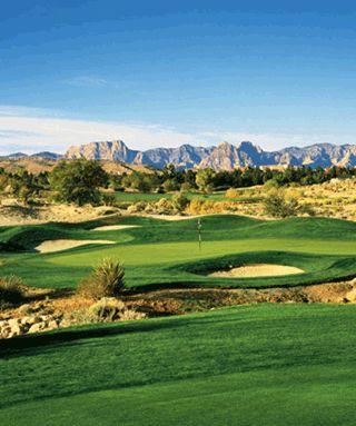 Where my inlaws live ~~Badlands Golf Club @ Queensridge