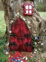 Image result for TURNING TREE STUMP INTO FAIRY HOUSE