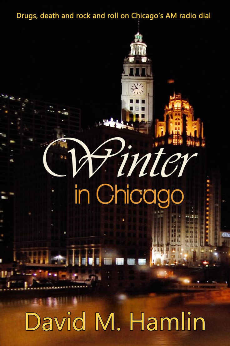 David M. Hamlin will read and sign copies of Winter in Chicago at Just Fabulous on Jan. 21, 2:00 pm, Palm Springs, CA. http://tinyurl.com/zv8wgkm