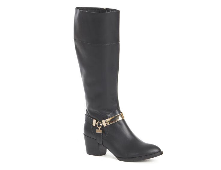 Fyn Boot - Black