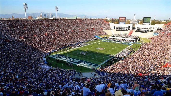 Los Angeles Memorial Coliseum Los Angeles Rams Los Angeles Jr Sports