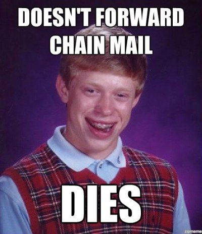 """The 21 Best """"Bad Luck Brian"""" Memes On The Internet   SoCawlege"""