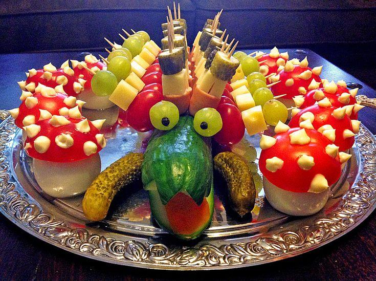 Gurkenkrokodil, ein leckeres Rezept aus der Kategorie Snacks und kleine Gerichte. Bewertungen: 444. Durchschnitt: Ø 4,8.
