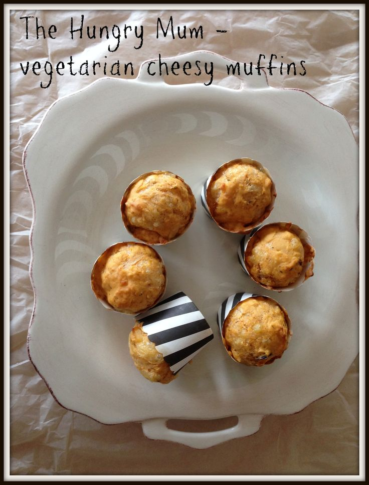 easy savoury vegetarian muffins are great for a snack, a picnic or for the lunchbox.