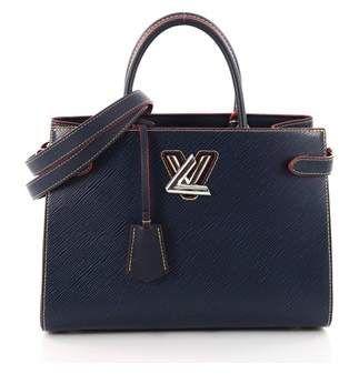 91922de42cfa Louis Vuitton Pre-owned  Twist Tote Epi Leather. Disclosure  My pins ...