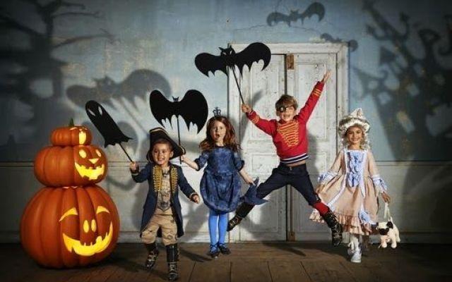 I costumi per Halloween di H&M travestono i bambini e aiutano l'Unicef #Moda #h&m #halloween