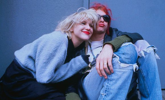 Kurt Cobain / Courtney Love