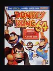Donkey Kong 64 Nintendo Player's Guide 1999 - http://video-games.goshoppins.com/video-game-strategy-guides-cheats/donkey-kong-64-nintendo-players-guide-1999/