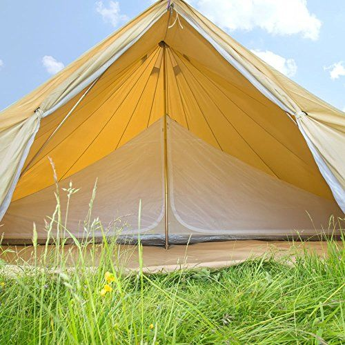 Boutique Camping 7m Inner Tent for a Bell Tent - Single Compartment