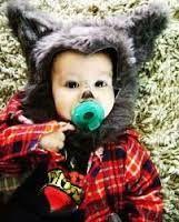Resultado de imagen de disfraz hombre lobo niño