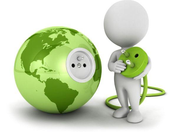Energiesparen im Haushalt Stromspartipps grüne energie