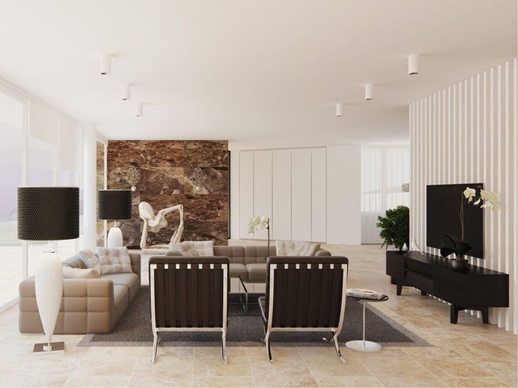 Contemporary Living Room Designs by Fedorova18