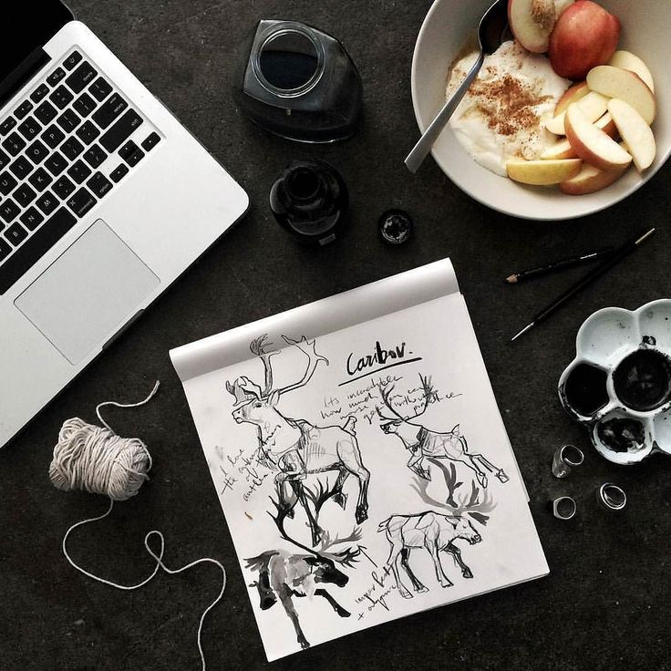 Get your creative juices going with a healthy breakfast and some ink drawings... #crystalbabies #creativedisruption #create #love #creativity #tugrulcavusoglu #ink #drawing #mac #breakfast #healthy #loveyourself #startupsturkey #influanza #disruption #besocial #startups #slack #scrum #instagood #hongkong