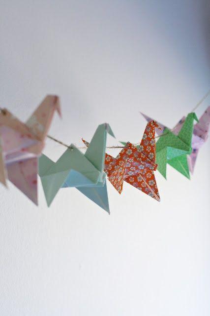 best 25 origami garland ideas on pinterest origami