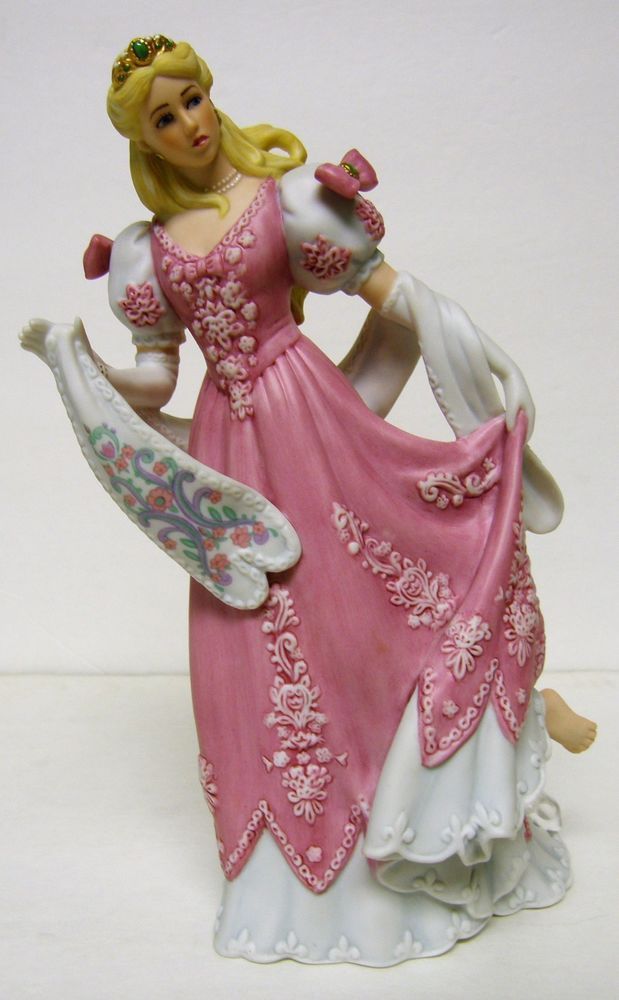 "Lenox ""Legendary Princess Collection"" - 1988 - Cinderella - Original box"