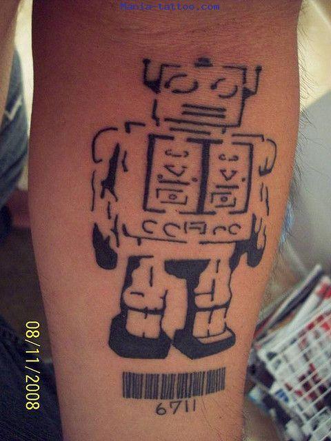 Photos tatouages pictures tattoos Tattoo code barre barcode Photos tatouages…