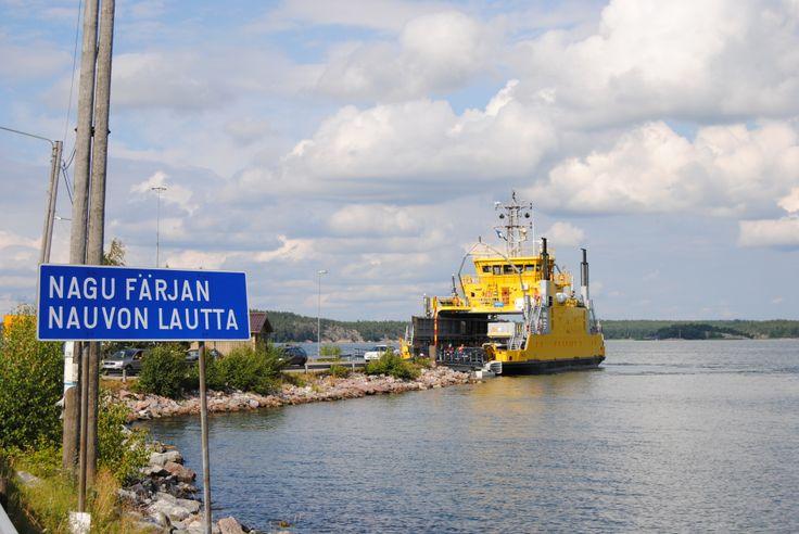 Ferry to Nauvo