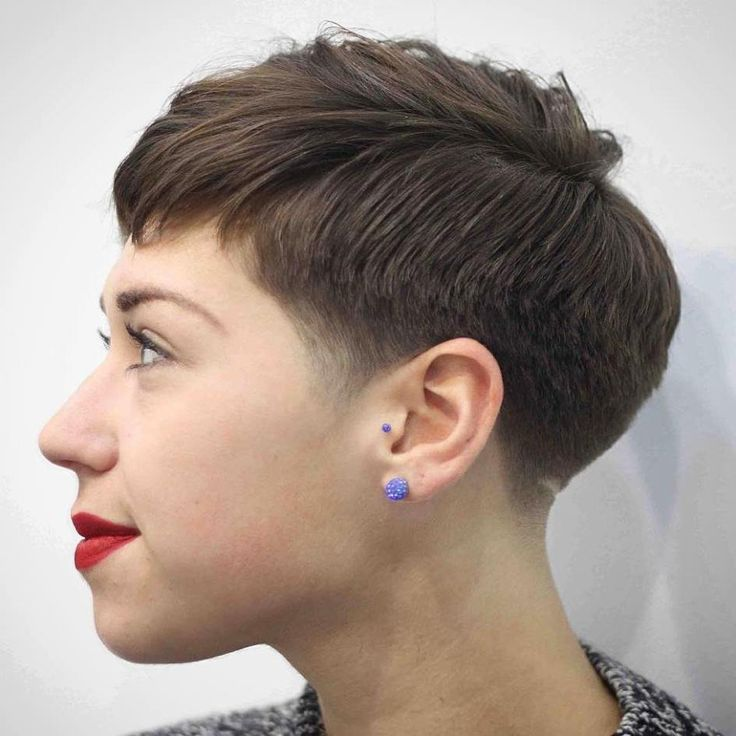 257 best images about Layered Pixie Hair Styles on Pinterest | Short pixie Pixie hairstyles and ...