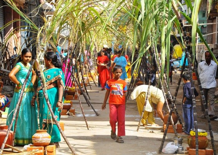 Pongal  Sankranthi Festival next week- Good periods for Party Halls in Bangalore