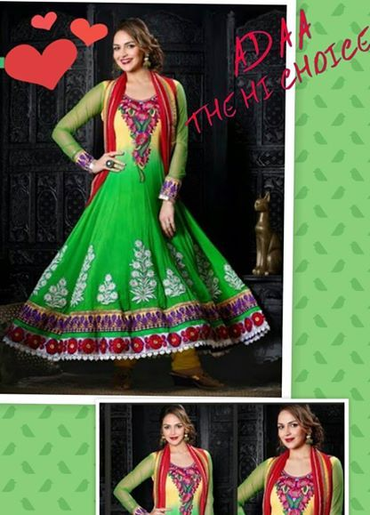 Indian Bollywood dresses