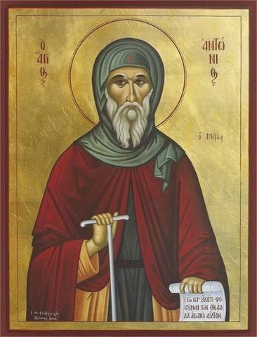 Anthony the Great icon (5)
