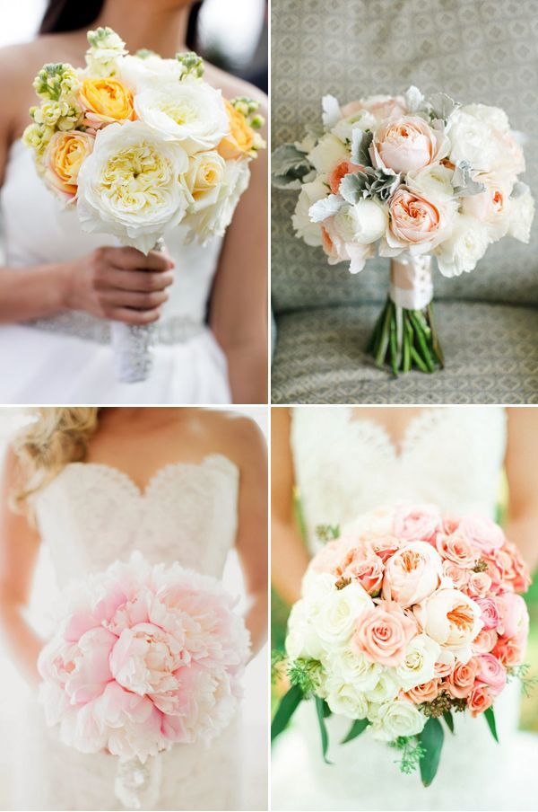 15   Eye-Catching Ombré Wedding Bouquets | http://www.deerpearlflowers.com/eye-catching-ombre-wedding-bouquets/