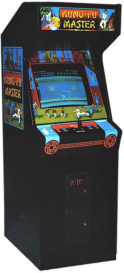 1984: Kung-Fu Master Esas recreativas!!!