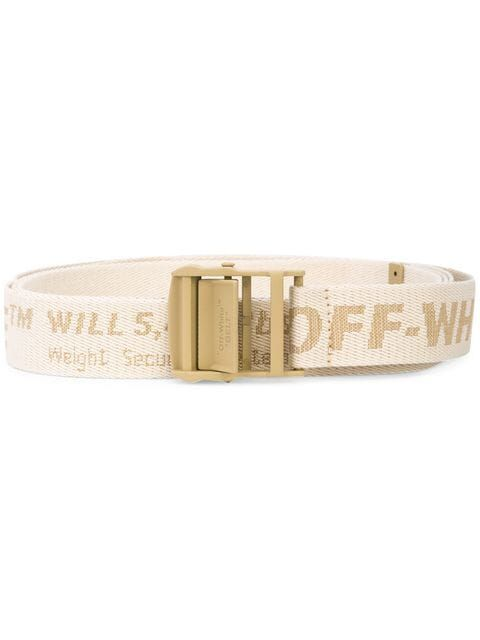 9fa054b63 Off-White Brand Embroidery Belt - Farfetch | BELTS & CORSETS ...