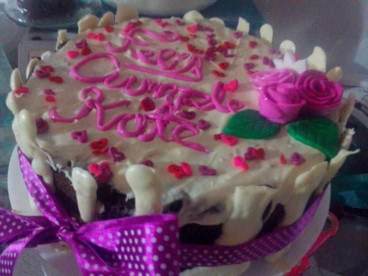 Torta artesanal