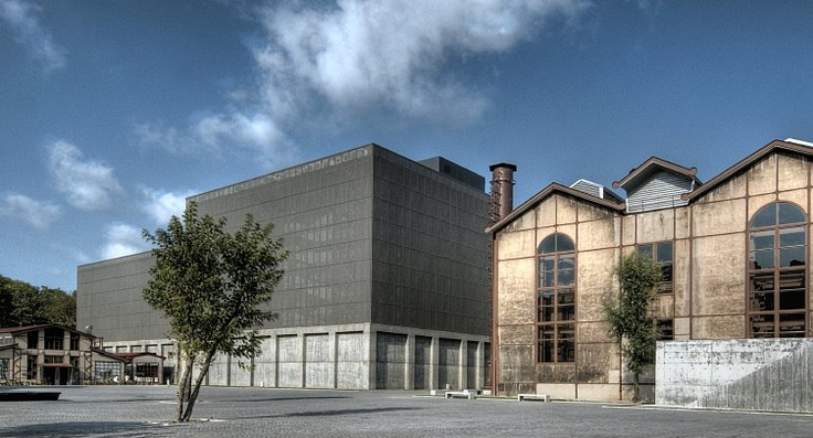 Bu kampüste Türkiye'nin ilk elektrik santrali olduğunu biliyor muydun?