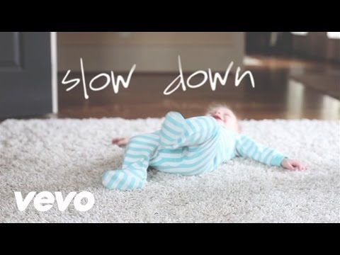 "This ""Slow Down"" This ode to childhoods that go by way too fast is touching the hearts of mamas everywhere—and it's easy to see why! Tears!!"