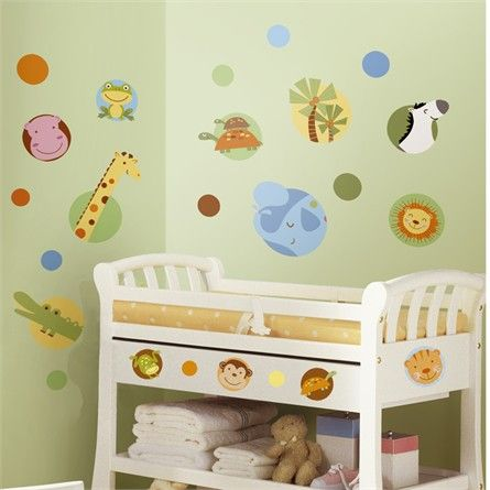 92 best THEMES / Safari images on Pinterest | Child room, Babies ...