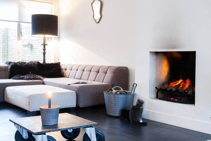Our Silverton 3D Electric Fire will look just as real as a traditional woodfire at home, but with none of their hassles. No flues, no complicated installations, no clearances needed. Join the revolution!