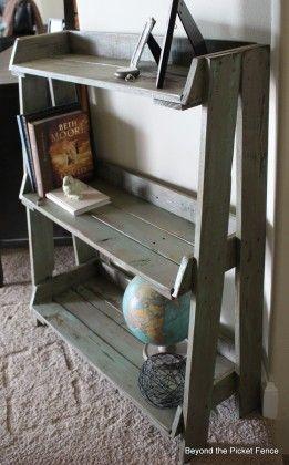 mueble antiguo reutilizado