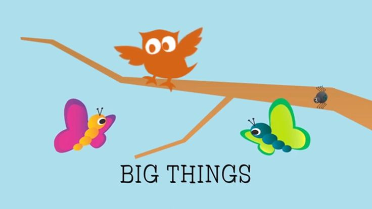 First Look Preview: Big Things (October 2014) on Vimeo