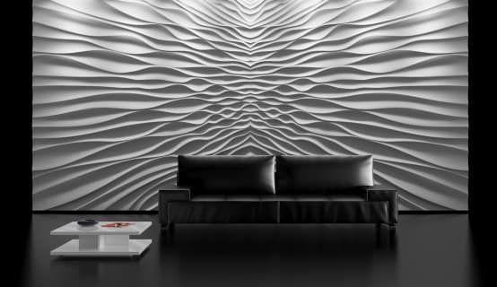 Wandpaneele Mit 3d Effekt Liegen Voll Im Trend Die Experten Fur Wandpaneele Aus Bayern Von Loft Design System Deut In 2020 Wandpaneele 3d Wandplatten Wandtafel Design