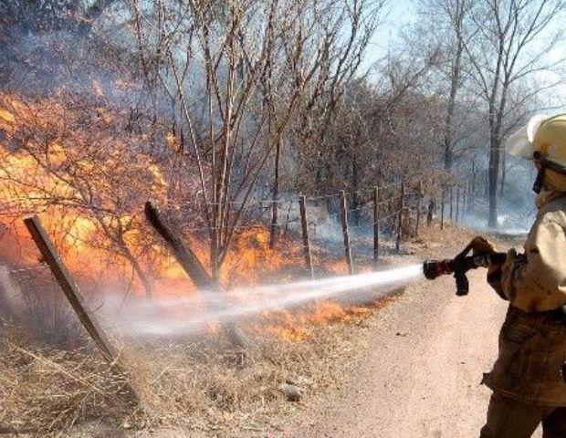 #Córdoba: Es muy alto el riesgo de incendios forestales y hay alerta - El Diario de Carlos Paz: El Diario de Carlos Paz Córdoba: Es muy…