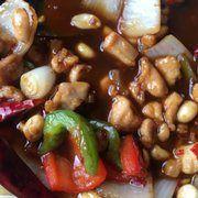 Monsoon Chinese Bistro & Sushi - Flagstaff, AZ, United States. Kung Pao…