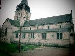 Eglise de Léry dans l'Eure à côté des gites du Manoir de St Ouen